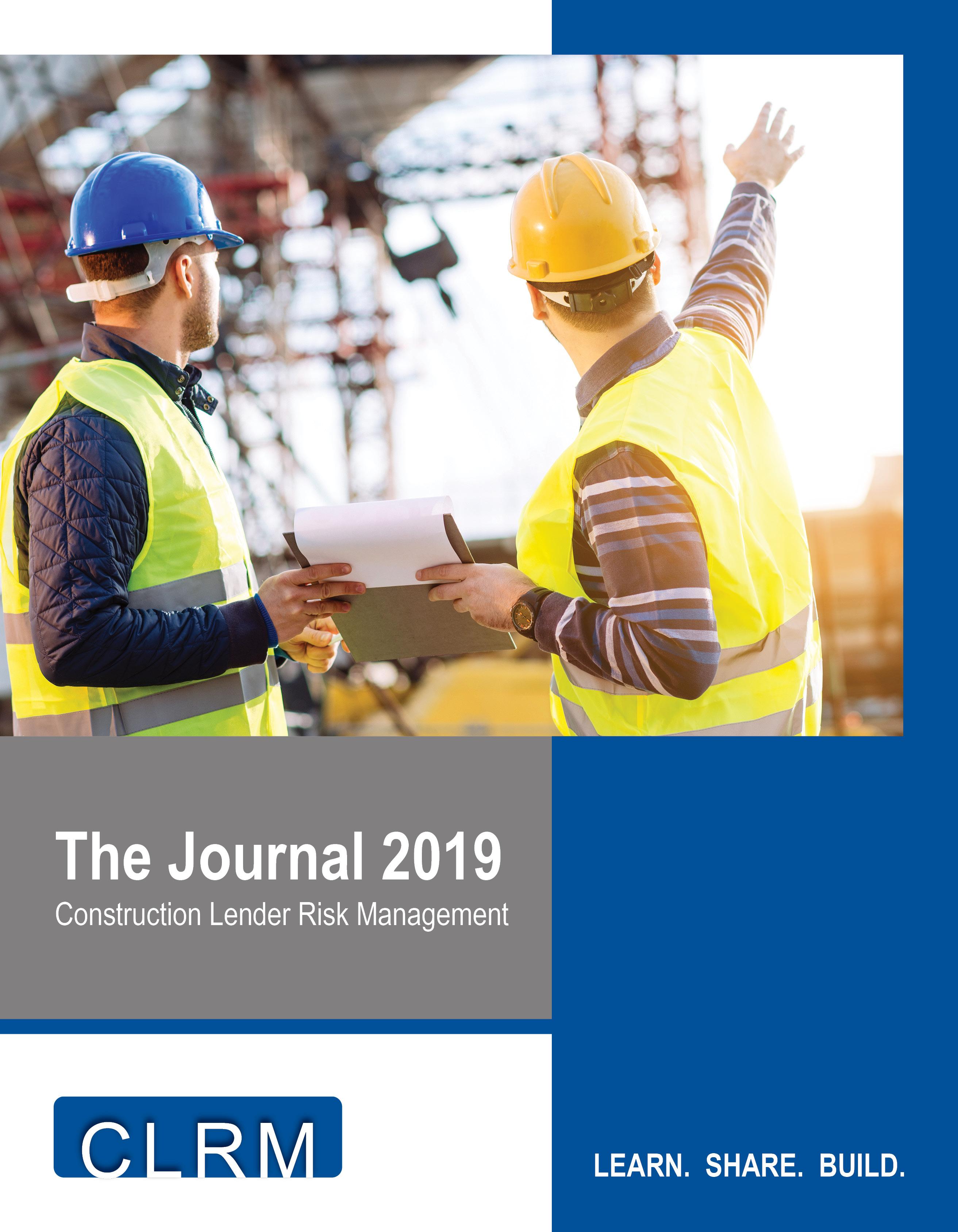 CLRM Journal 2019