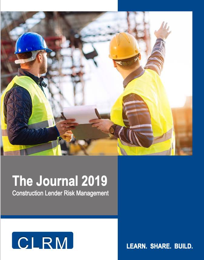 CLRM 2019 Journal Cover